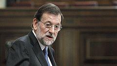 """Rajoy responde a Amaiur: """"Ni yo ni los españoles les debemos nada"""""""