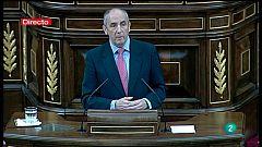 Sesión de investidura de Mariano Rajoy - Intervención de Josu Erkoreka, PNV