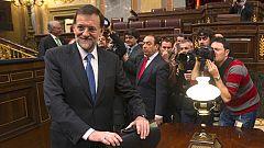 """Rajoy anunciará sus ministros """"mañana por la noche"""""""