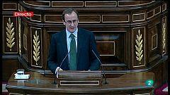 Sesión de investidura de Mariano Rajoy - Intervención de Alfonso Alonso, PP