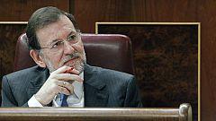 Primeras declaraciones Mariano Rajoy  después de su investidura