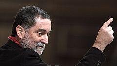 Amaiur habla de cambio de ciclo en España con su entrada al Congreso