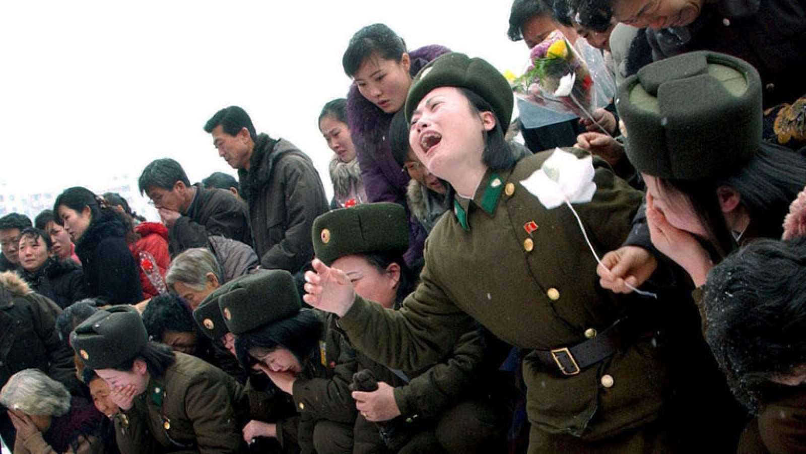 """EE.UU. califica el relevo en Corea del Norte de """"transición suave"""""""