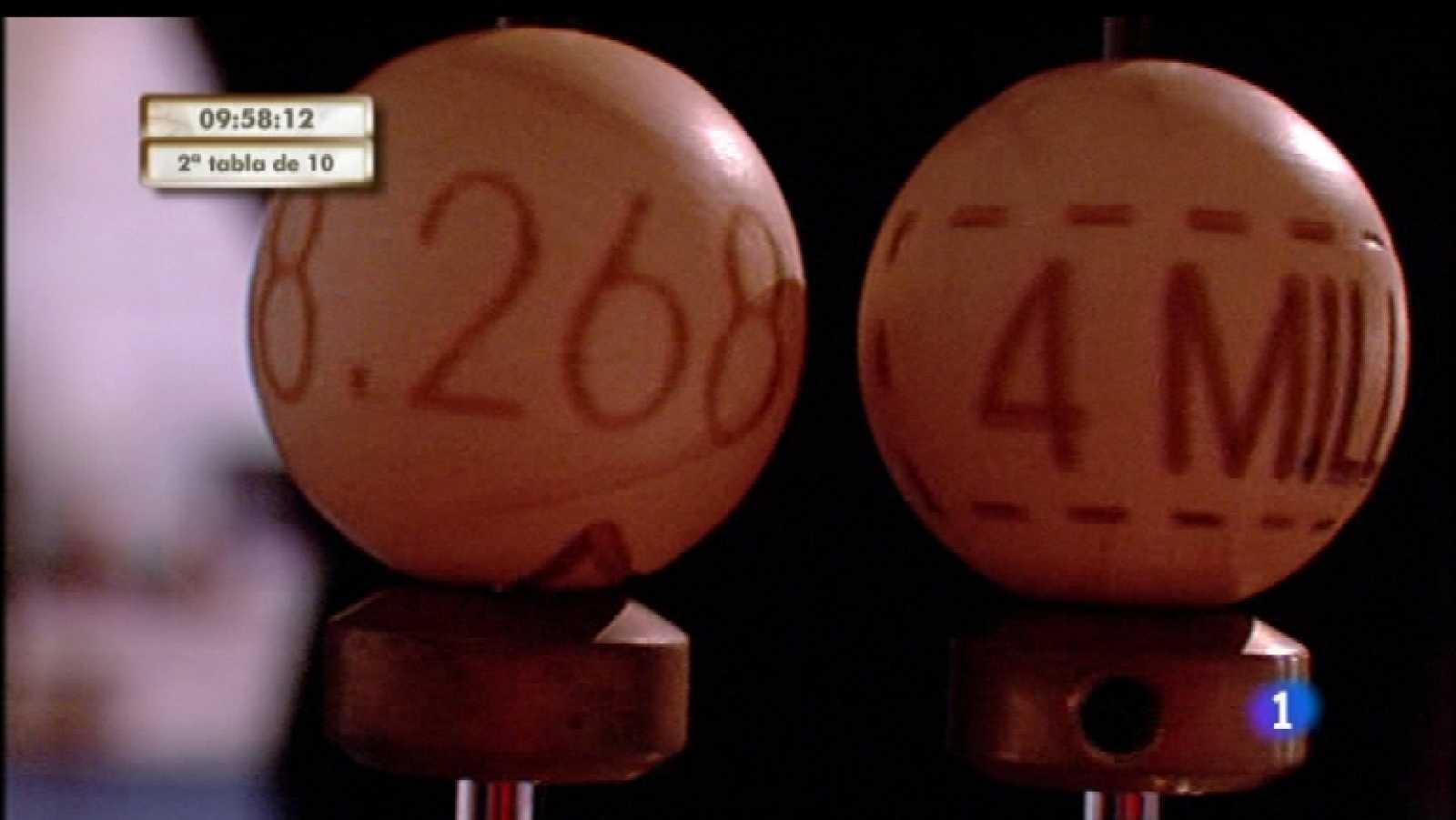 Especial informativo - Sorteo de la Lotería de Navidad 2011 - Segunda hora - Ver ahora