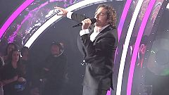 Disco del año - Making of David Bisbal, Niña Pastori, Manolo García