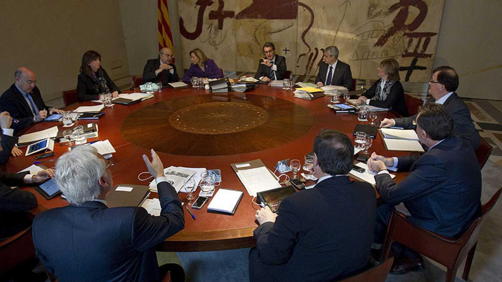 En Cataluña, varios funcionarios han empezando a cobrar la paga de Navidad