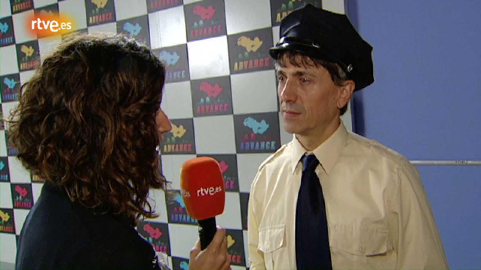 Especial Nochevieja con José Mota - Nos colamos en el rodaje del Especial Nochevieja y entrevistamos a Mota
