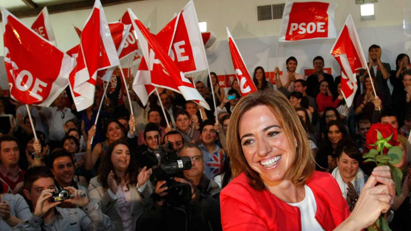 Carme Chacón ha pedido PSOE que evite el inmovilismo