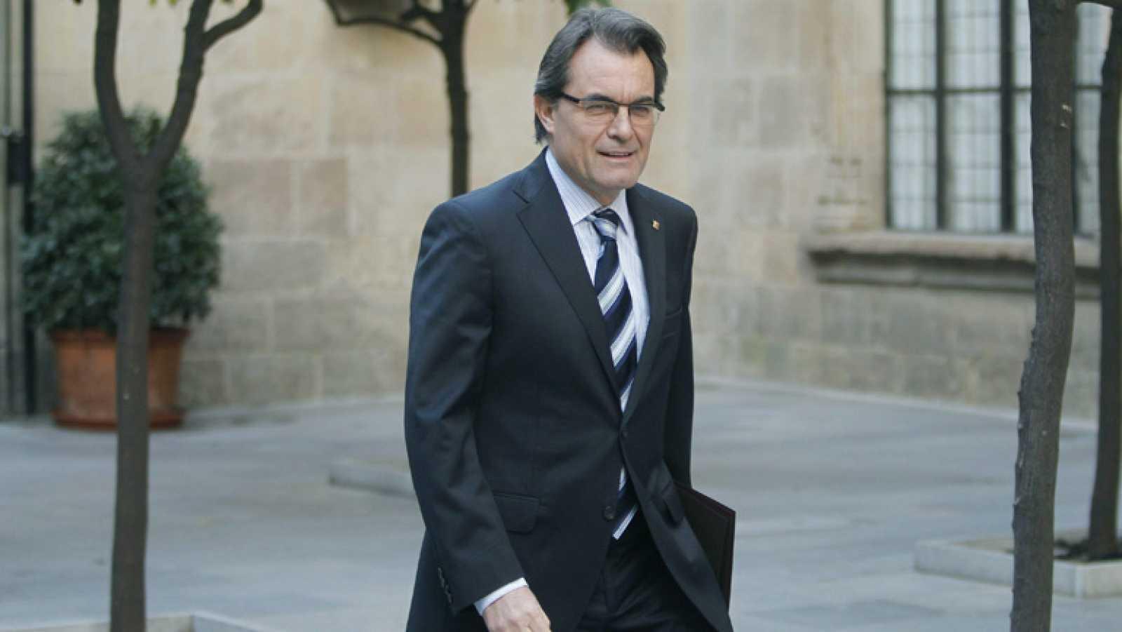 Rajoy y Artur Mas se reunirán en el Palacio de la Moncloa el 1 de febrero
