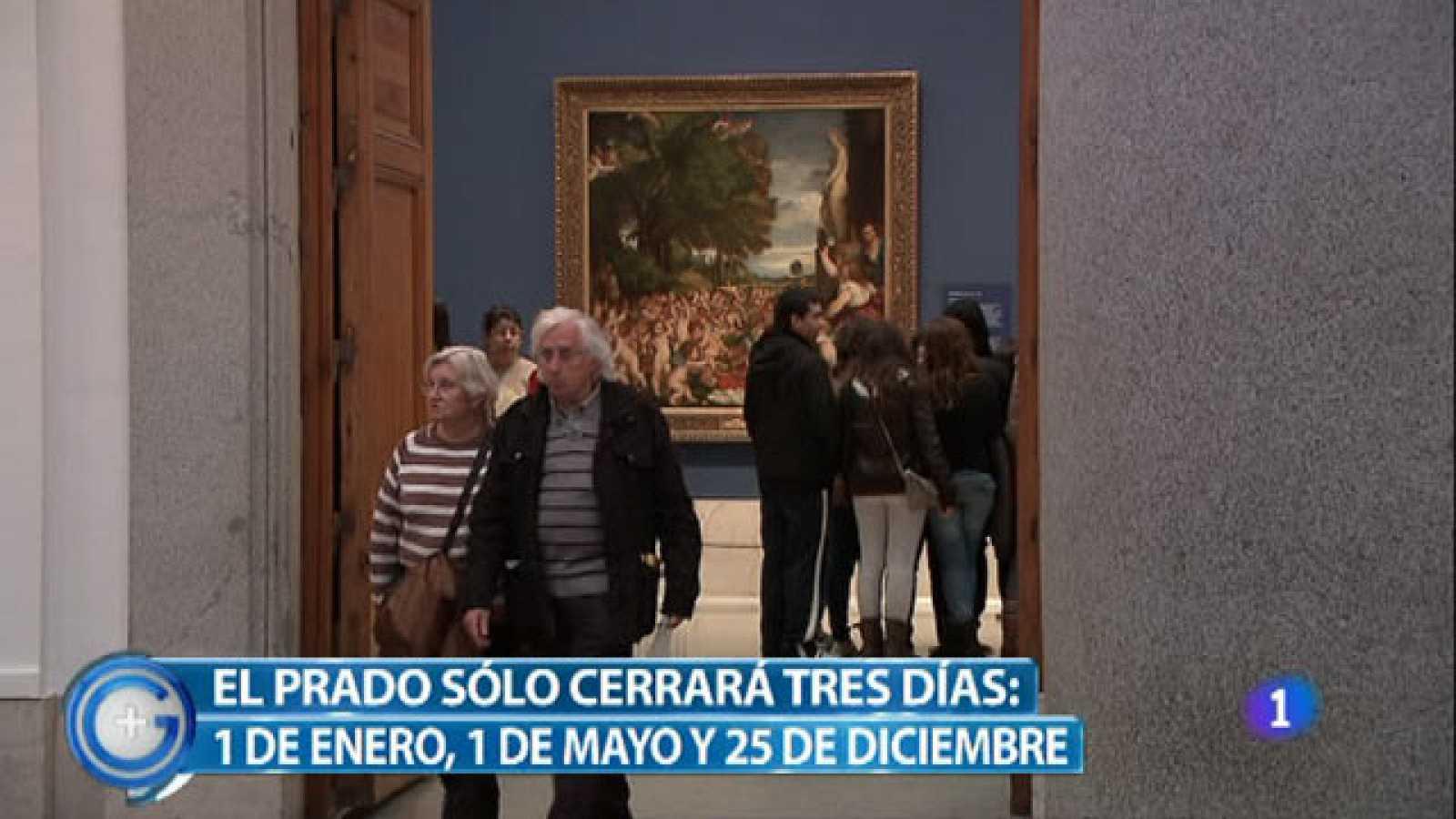 Más Gente - El Museo del Prado abrirá todos los días