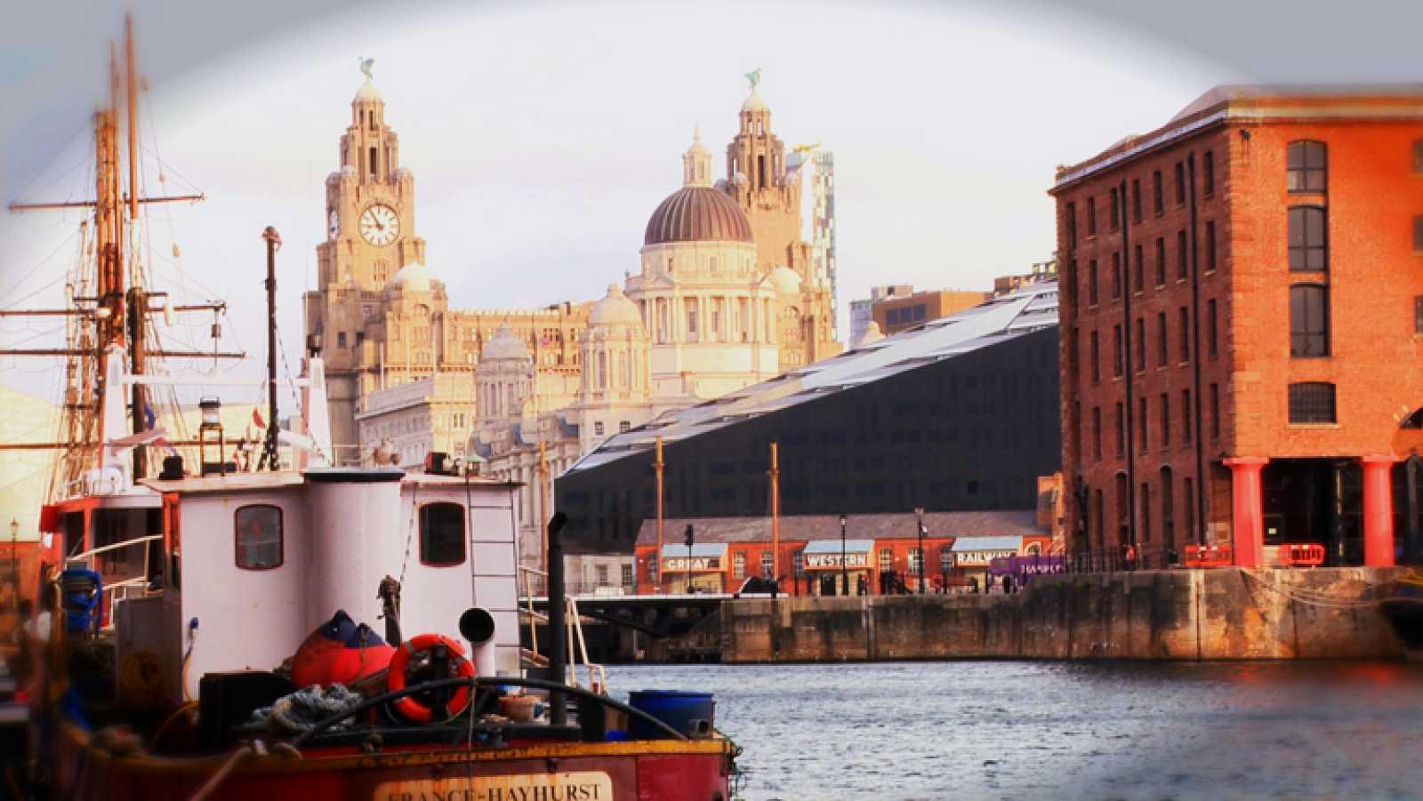 Españoles en el mundo - Liverpool - Ver ahora
