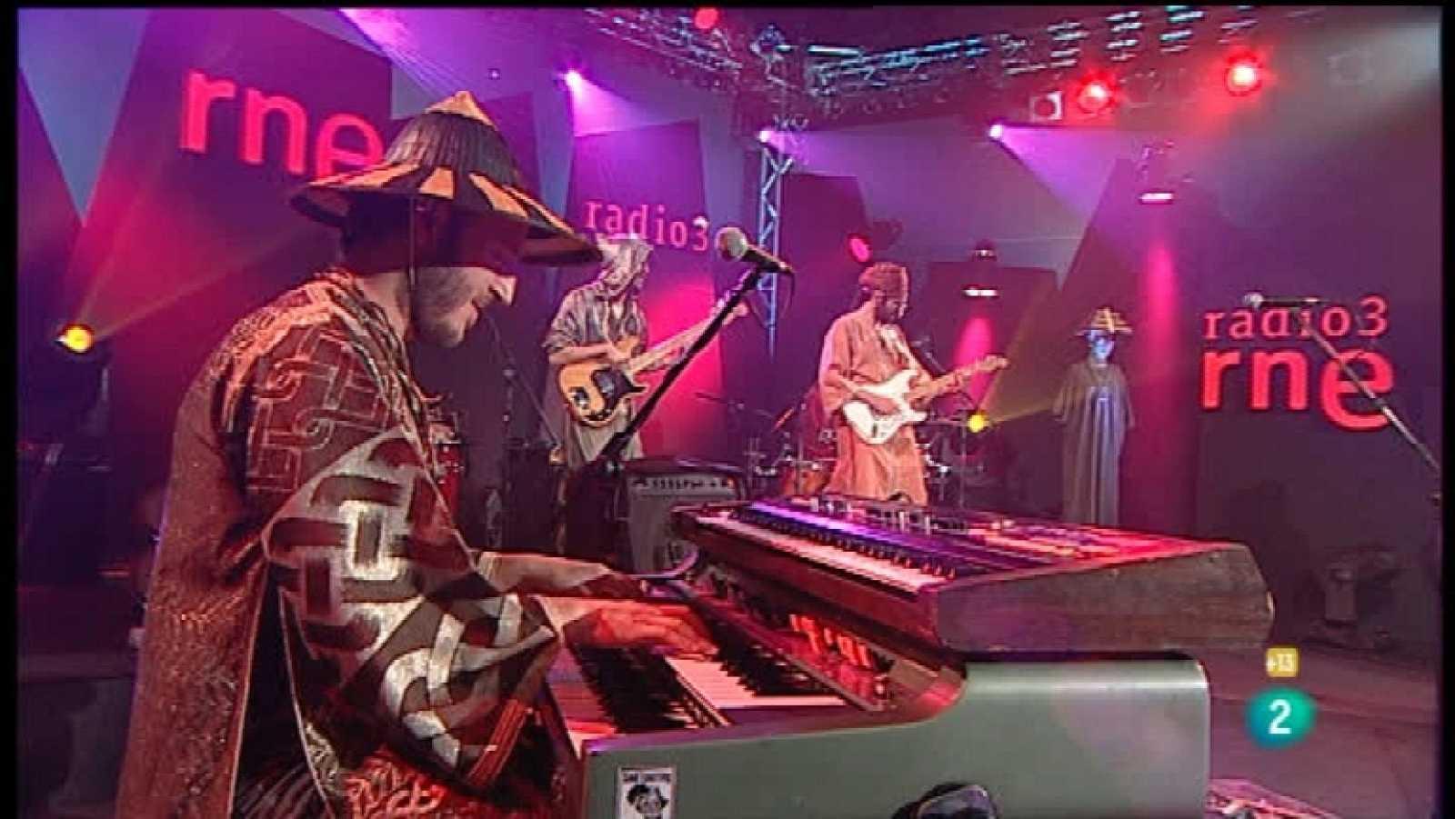 Los conciertos de Radio 3 - Pyramid blue - Ver ahora