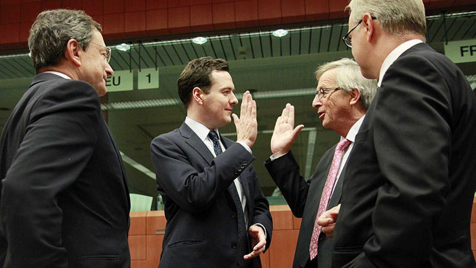 El Eurogrupo y el fondo de rescate