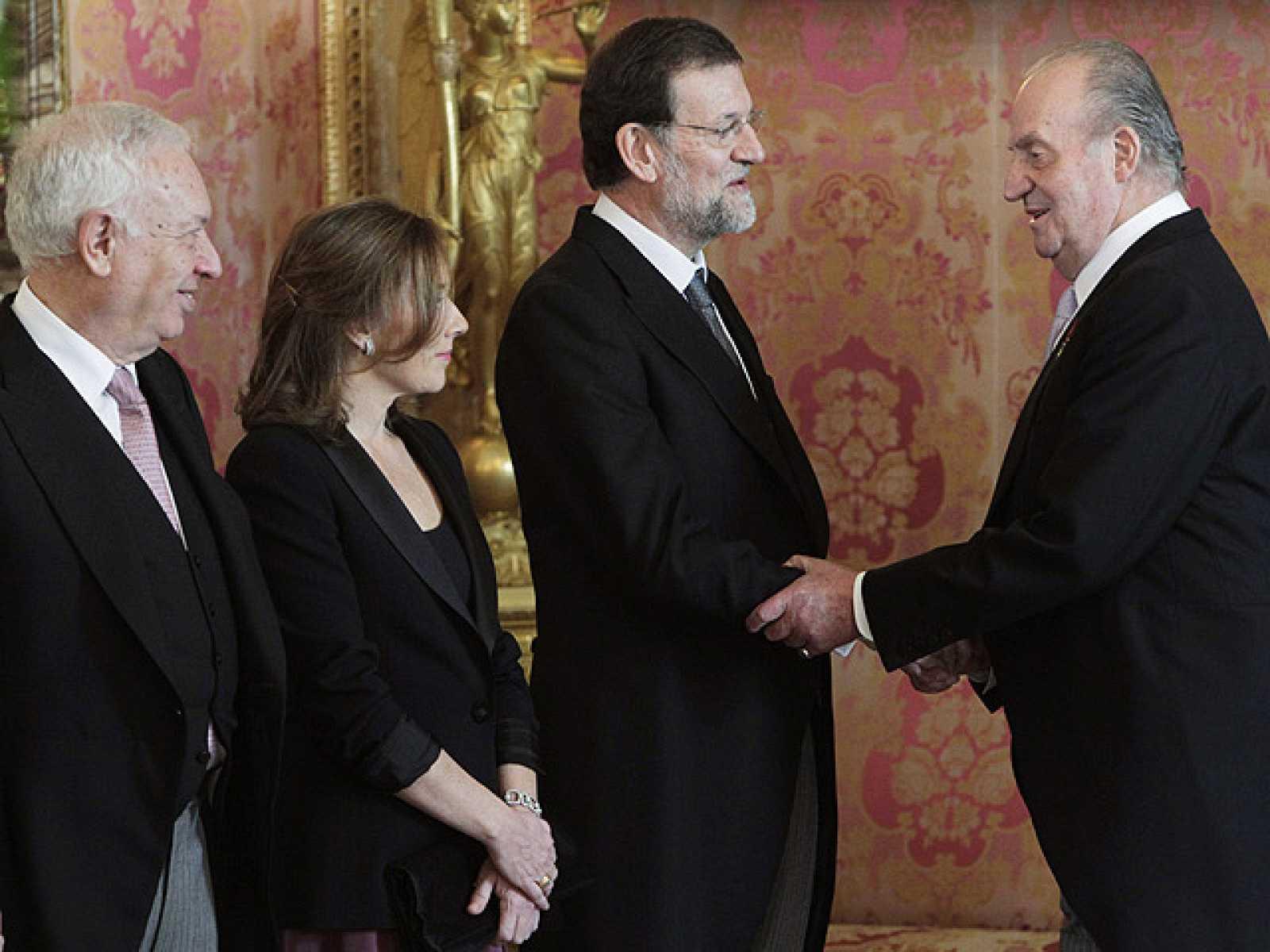 El rey ha apoyado las reformas económicas como solución para crecer y crear empleo en la Unión Europea.