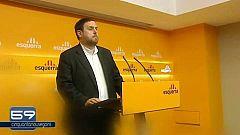 59 segons - Oriol Junqueras, president d'Esquerra - avanç