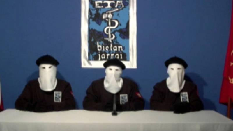 ETA comunica con los verificadores internacionales su compromiso del cese de la actividad terrorista