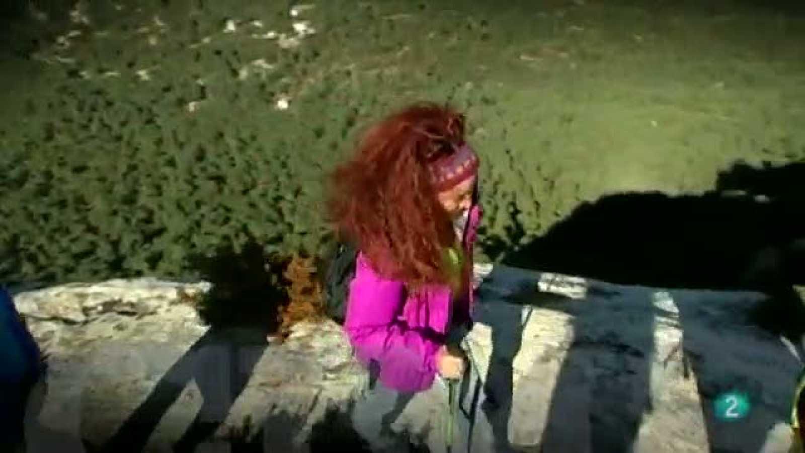 CIMS  - Pepa Plana puja al Mont Caro