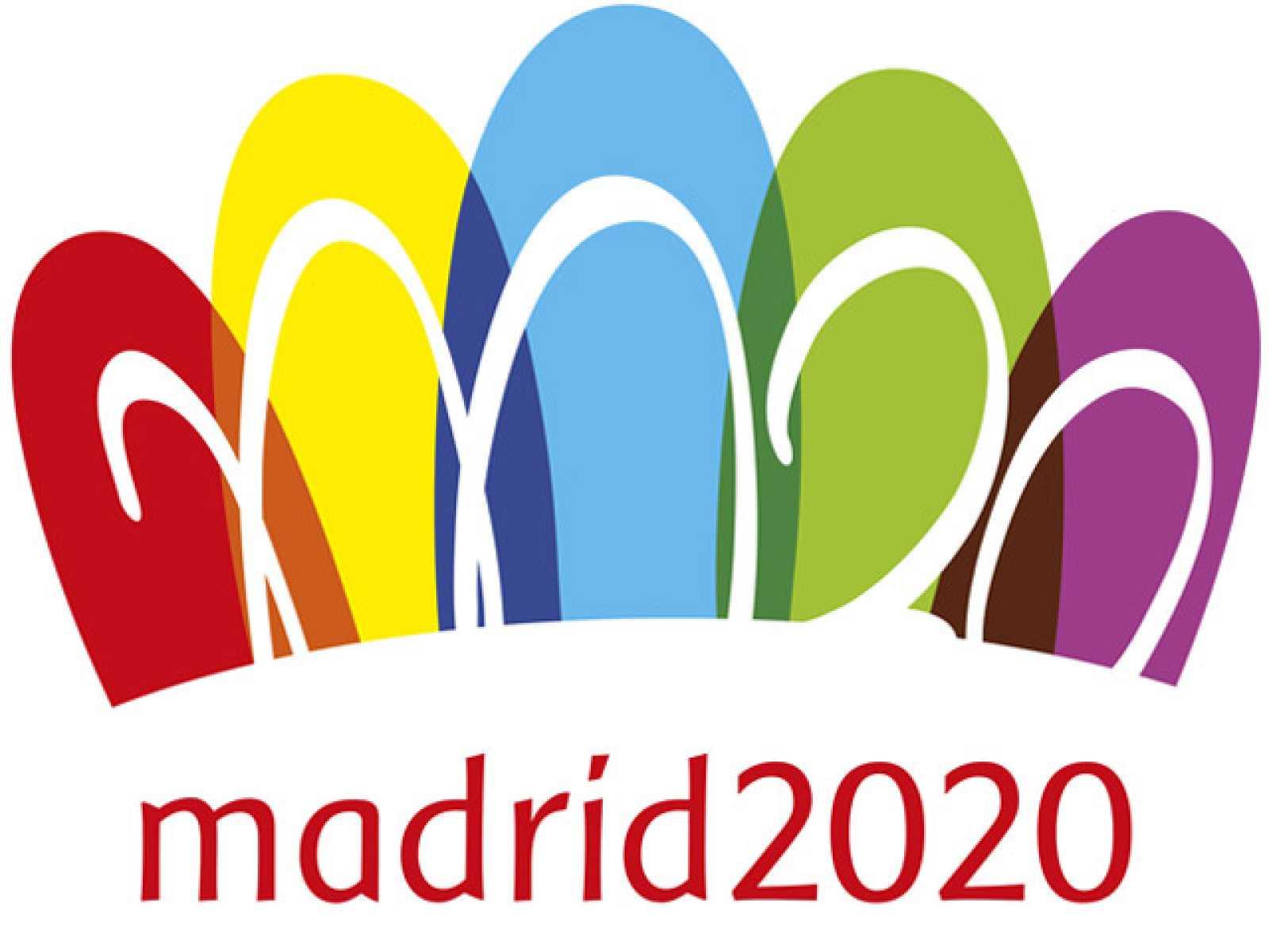 Madrid 2020 ya tiene logotipo. El Comité Olímpico Español y el Ayuntamiento de Madrid lo han presentado como ciudad candidata a organizar los Juegos Olímpicos de dentro de ocho años. Es el tercer intento en la carrera olímpica de la capital de España
