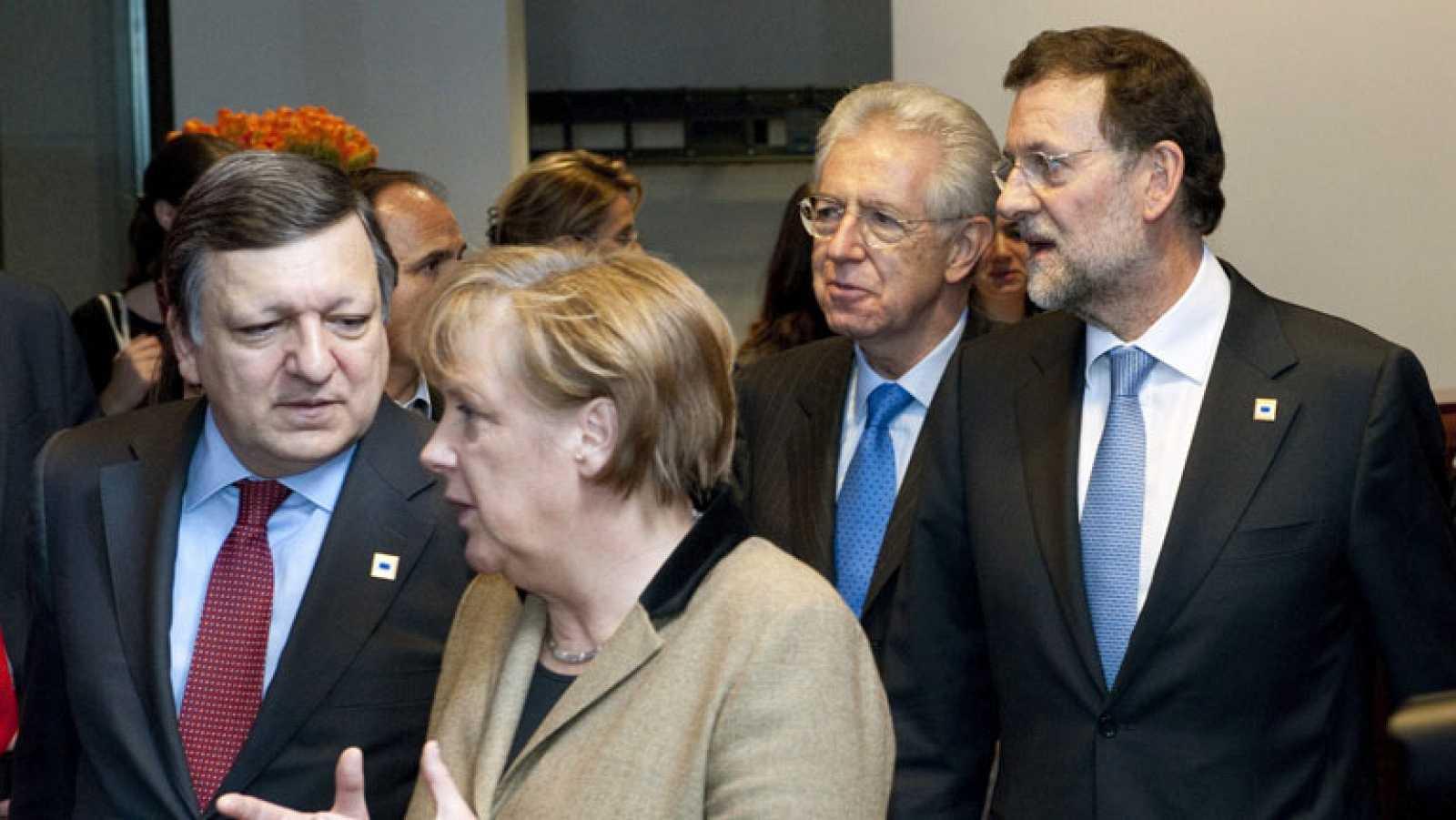 """Rajoy augura que """"ahora viene lo más duro"""" y culpa a la """"mala herencia"""" recibida"""