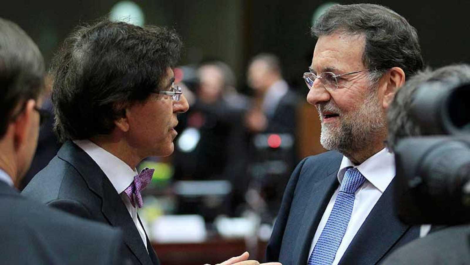 """Rajoy: """"La reforma laboral me va a costar una huelga"""""""