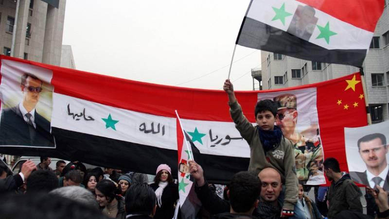 El Ejército sirio toma el control tras los disturbios en Damasco