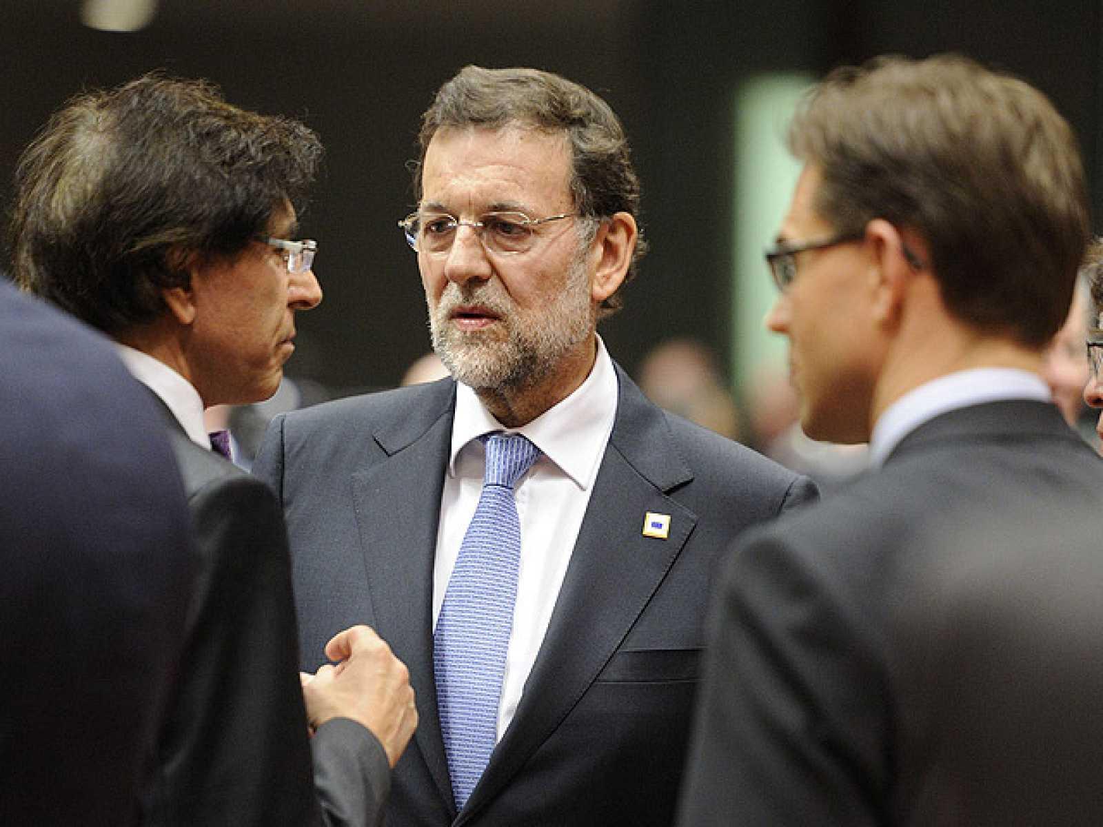Jornada intensa para Rajoy en su primera cumbre de la UE como presidente del Gobierno
