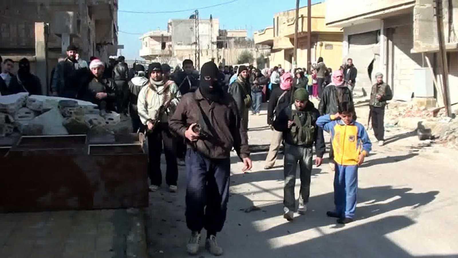 """La oposición siria convoca una """"jornada de duelo y cólera"""" por los muertos de los últimos días"""