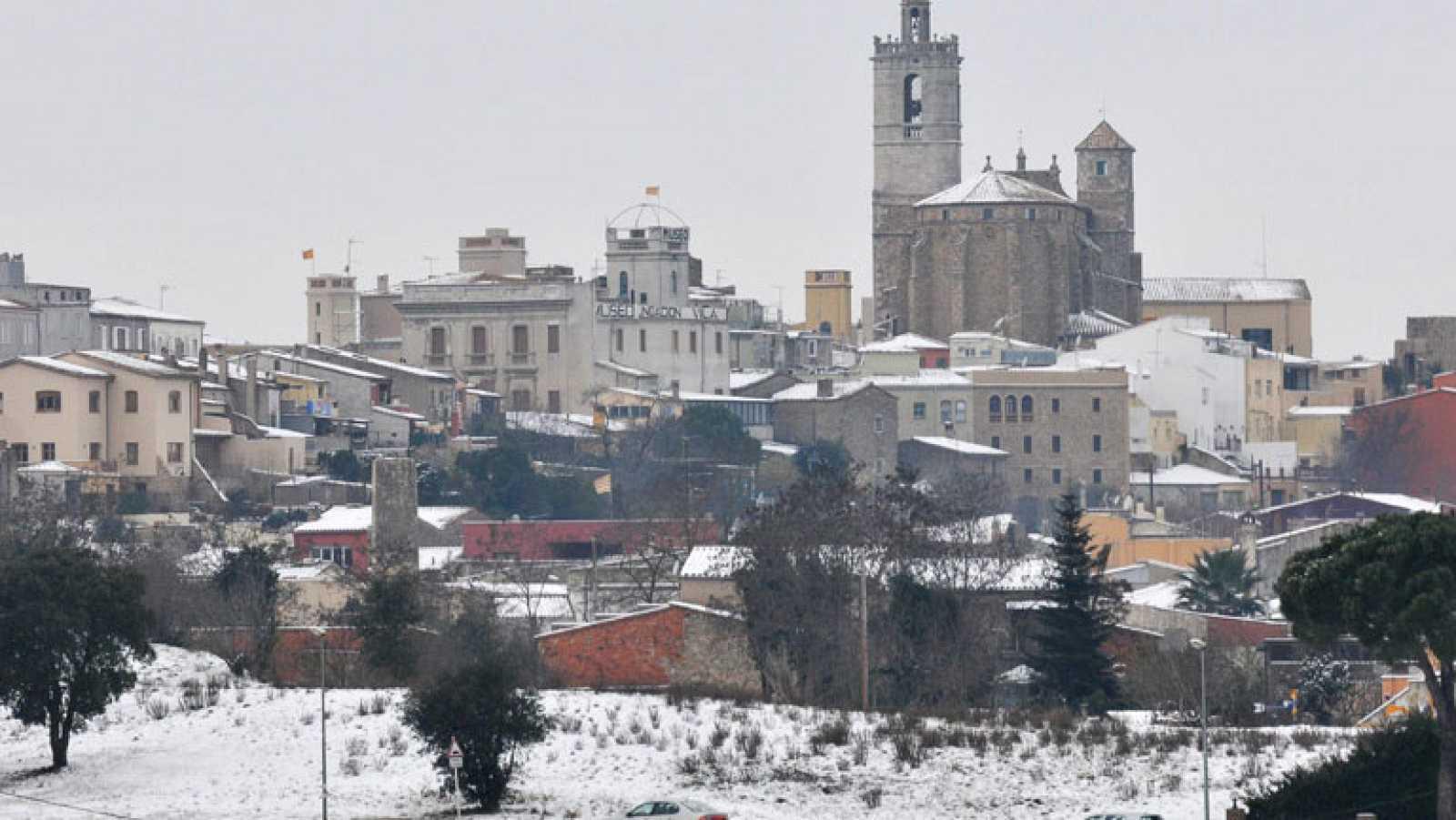 Desactivada la alerta por nieve en Cataluña pero se mantiene por bajas temperaturas