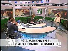 Esta mañana - Entrevista al padre de Mari Luz Cortés