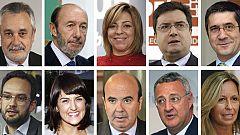 Aprobada la nueva Ejecutiva del PSOE