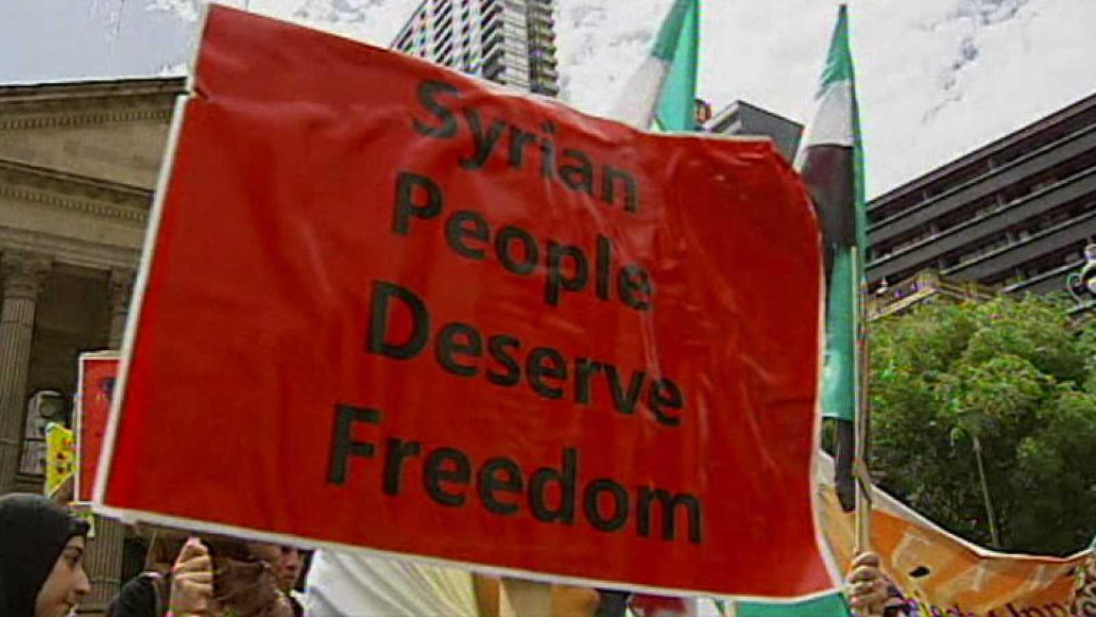 La Unión Europea endurecerá las sanciones contra el régimen sirio