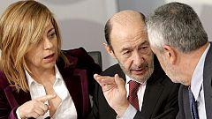Rubalcaba insiste en que el PSOE ha salido fortalecido del Congreso socialista