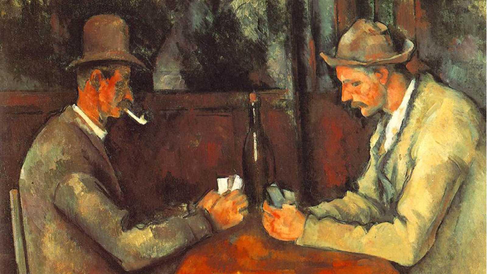 'Los jugadores de cartas'  Paul Cezanne se convierte en la pintura más cara vendida en subasta