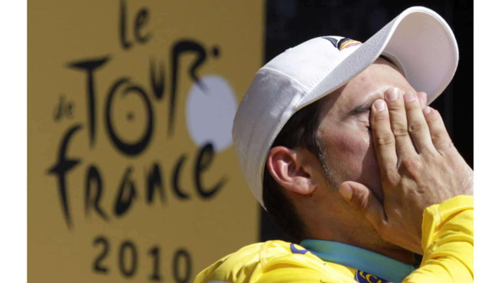 Contador hablará este martes