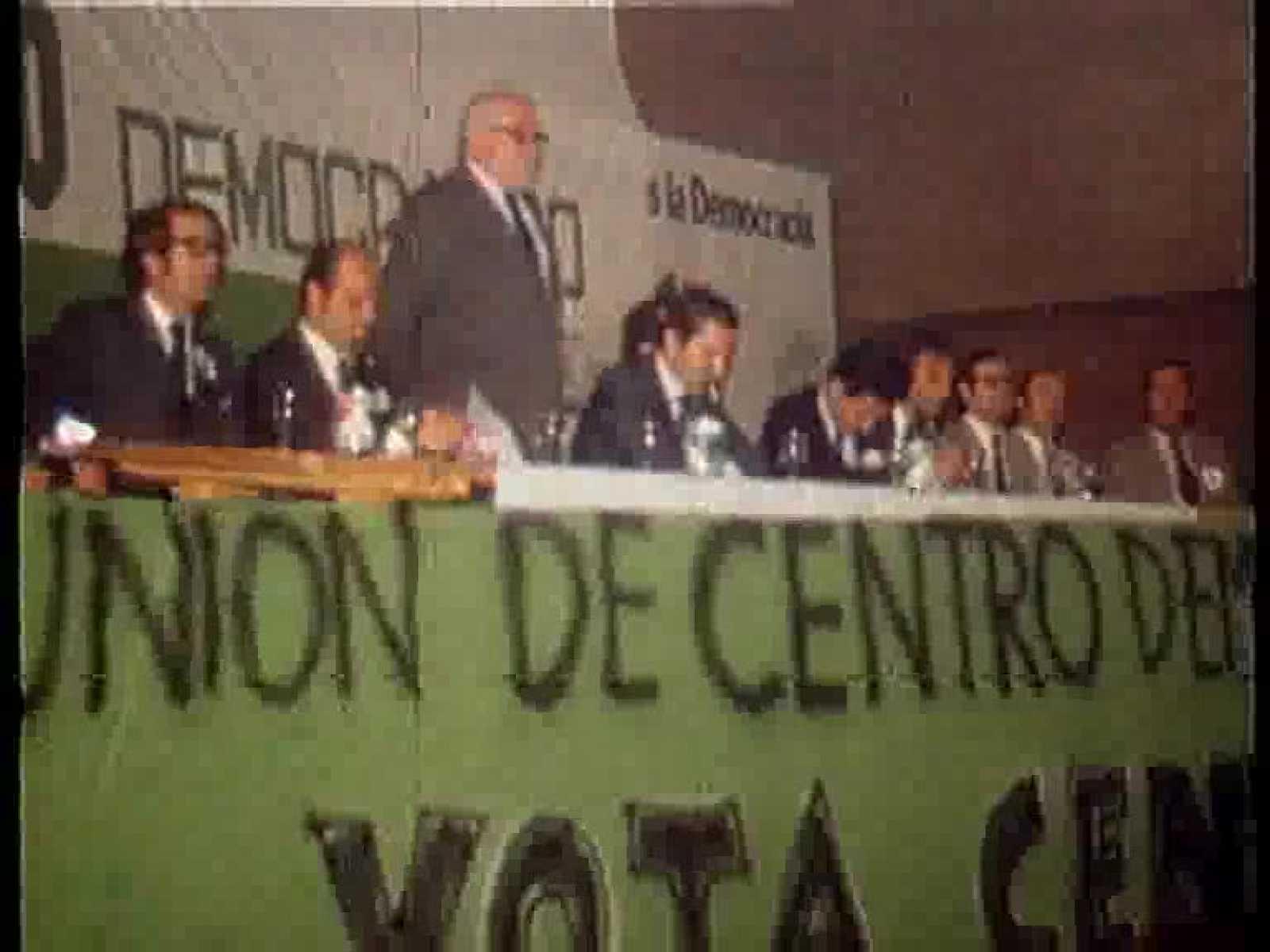 Suárez, la figura de UCD