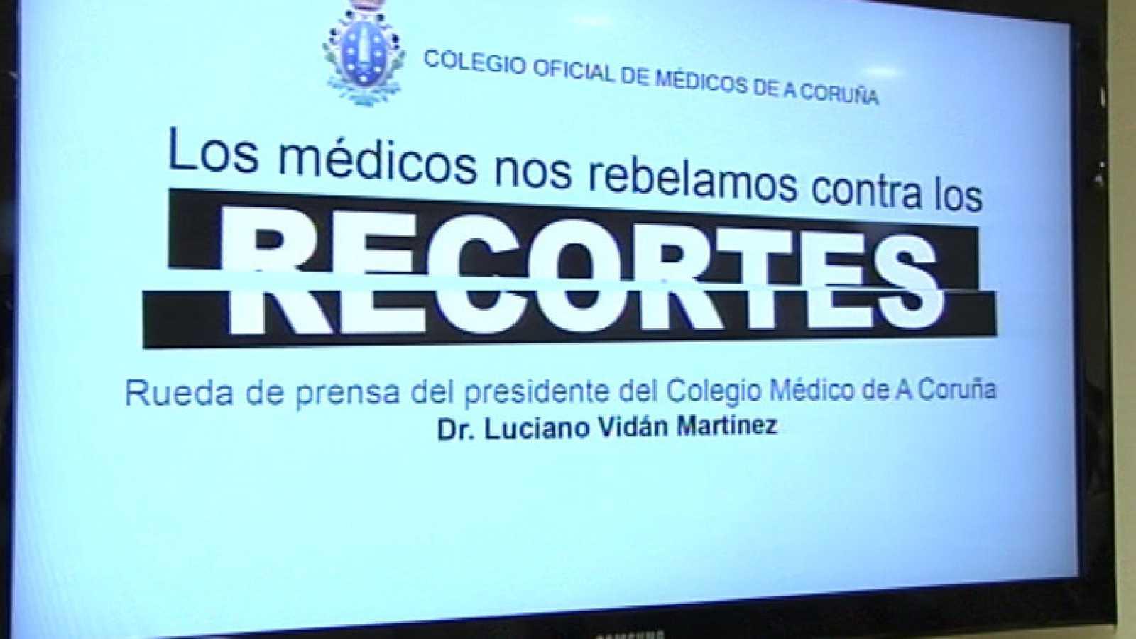 Los colegios de médicos reivindican que se mantenga la calidad del Sistema Nacional de Salud