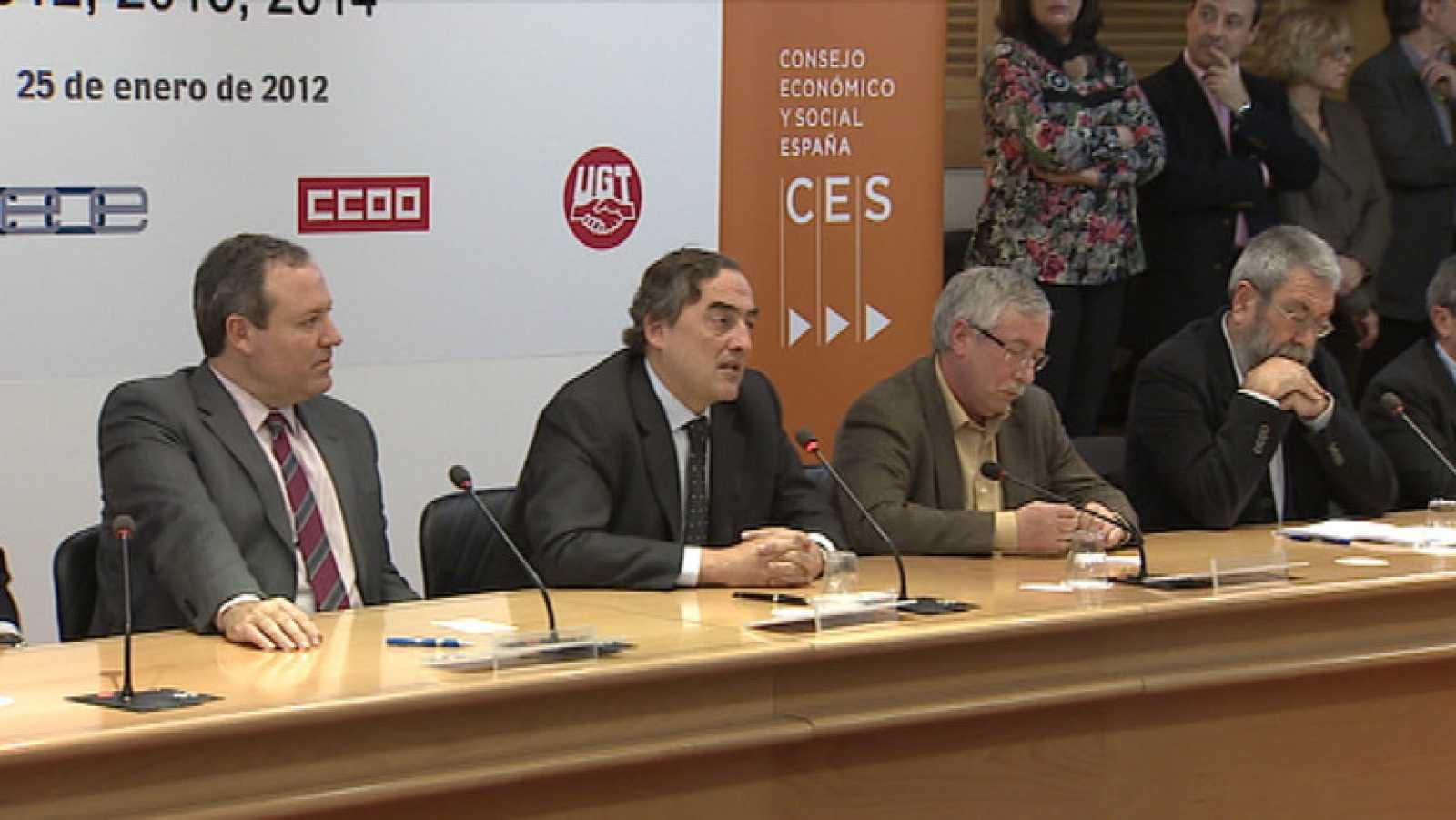 Negociación colectiva en la reforma laboral