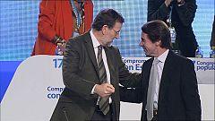 """Aznar: Hay que aplicar """"sobre los verdugos todo el peso de la ley"""""""