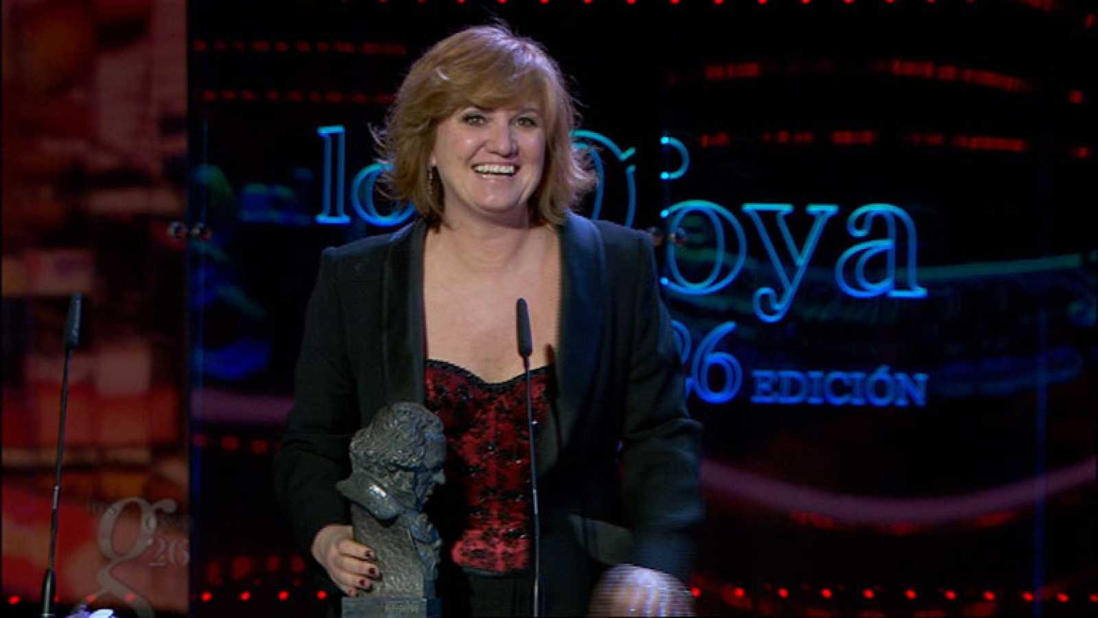 Mejor actriz de reparto - Premios Goya 2012