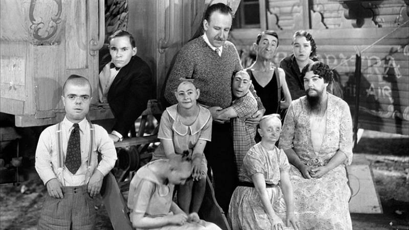 Días de cine: 80 aniversario de 'Freaks' ('La parada de los monstruos')