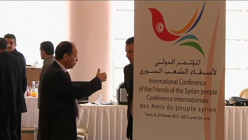 Kofi Anan, enviado especial de Naciones Unidas y la Liga Árabe para Siria