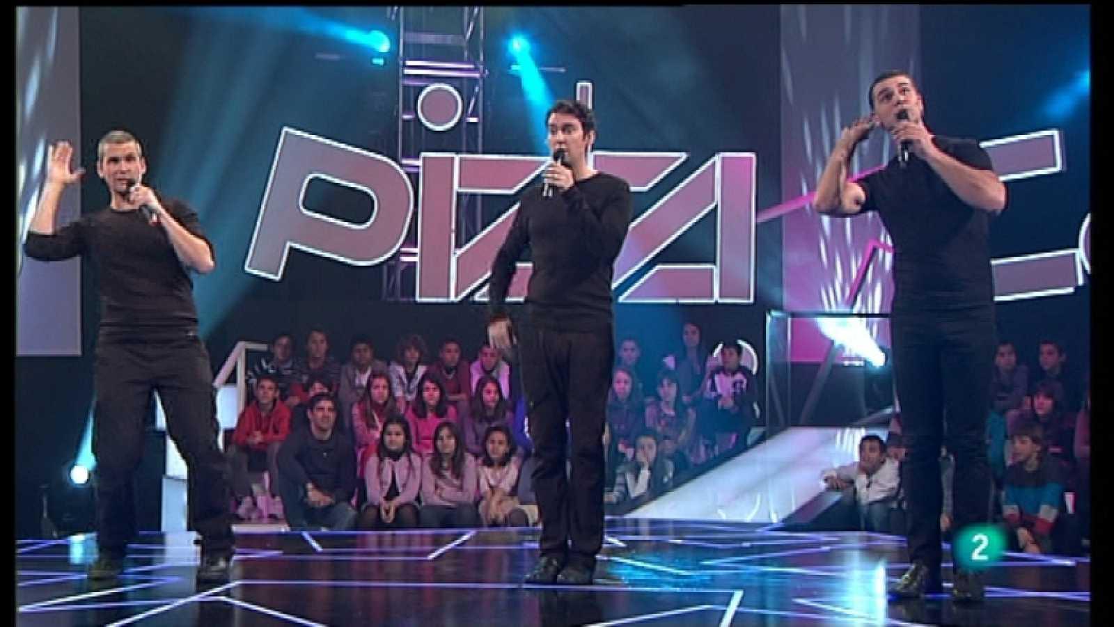 Pizzicato - B Vocal  - Ver ahora