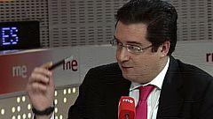 Óscar López descarta que un mal resultado en las andaluzas afecte al liderazgo de Rubalcaba