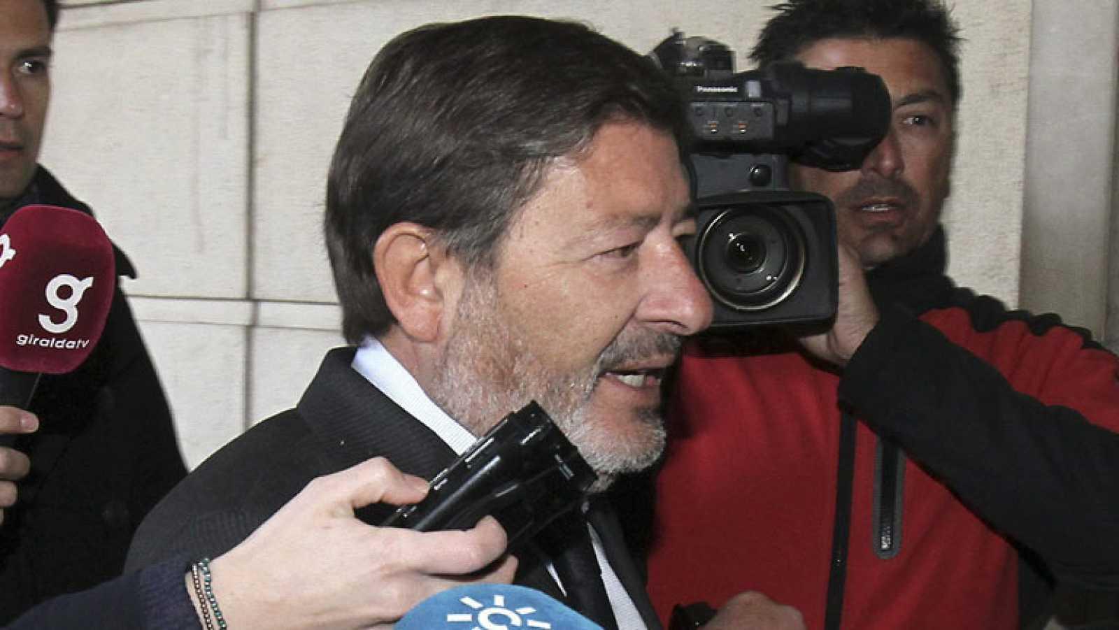 Segundo día de interrogatorios a Francisco Javier Guerrero por el caso de los ERE irregulares