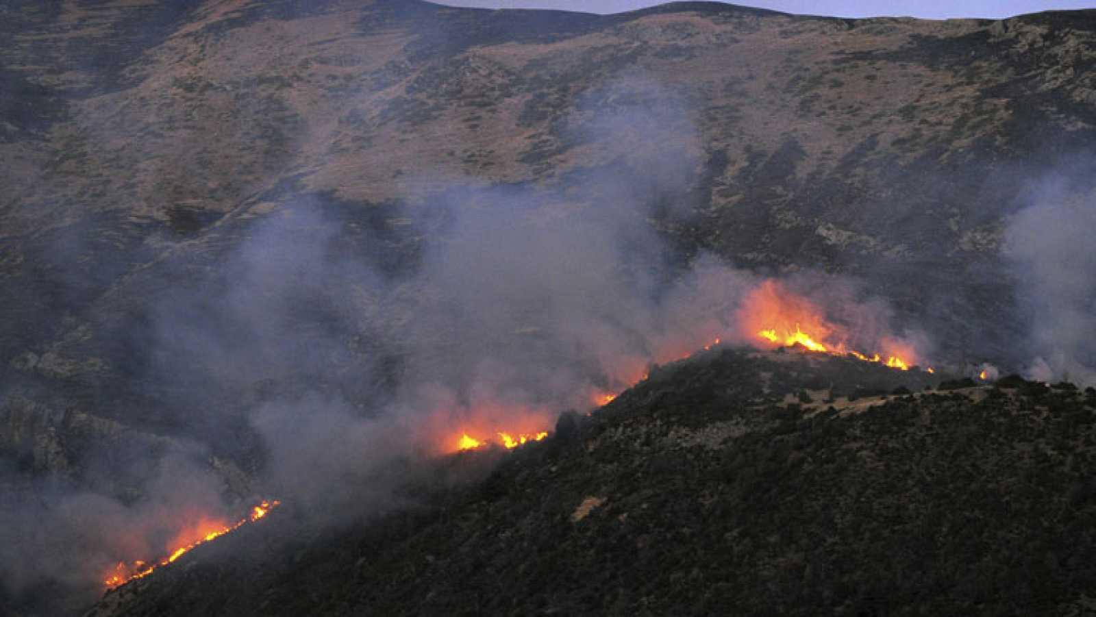 Los vecinos desalojados por los incendios de Huesca han comenzado a volver a sus casas