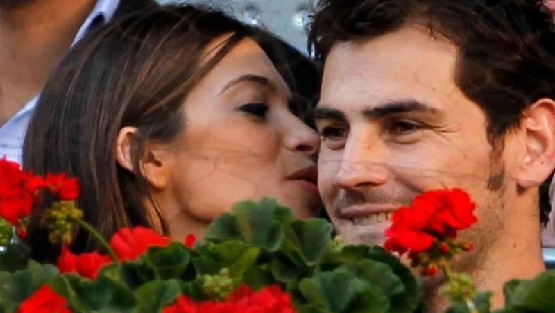 La boda de Iker y Sara