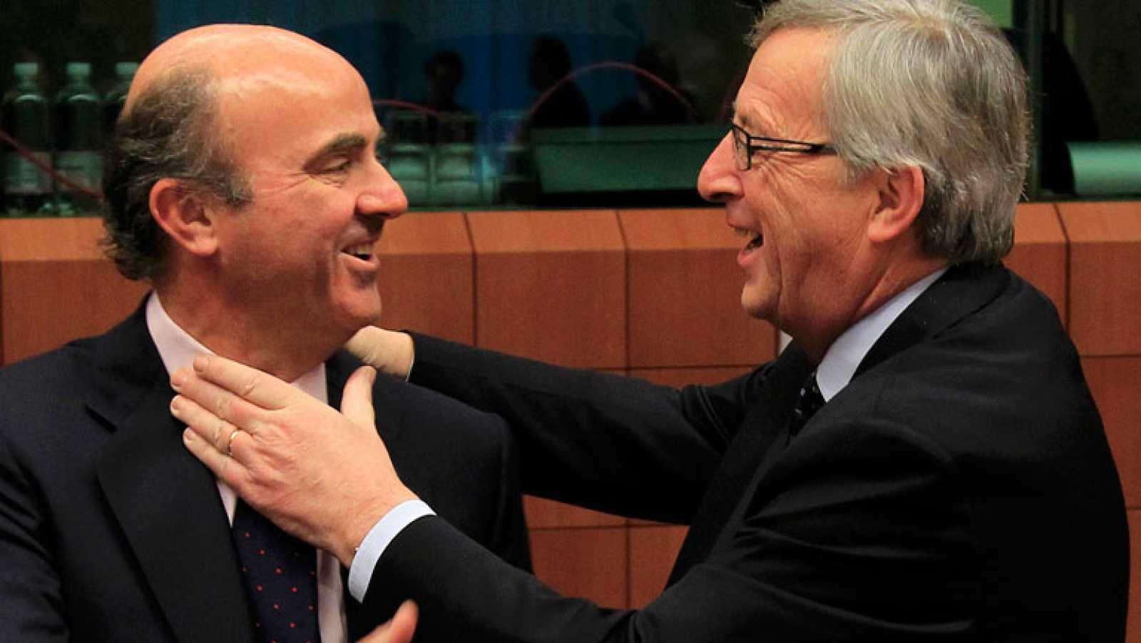 La zona euro fija el techo del déficit español en un 5,3%
