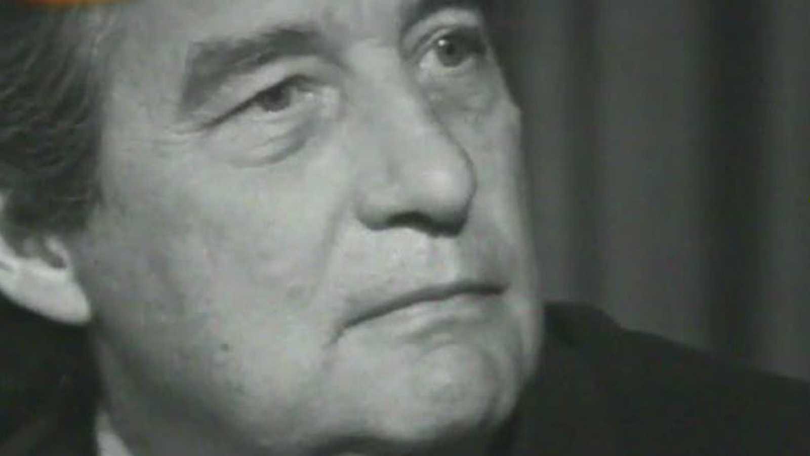 Octavio Paz en 'A fondo' (1977)