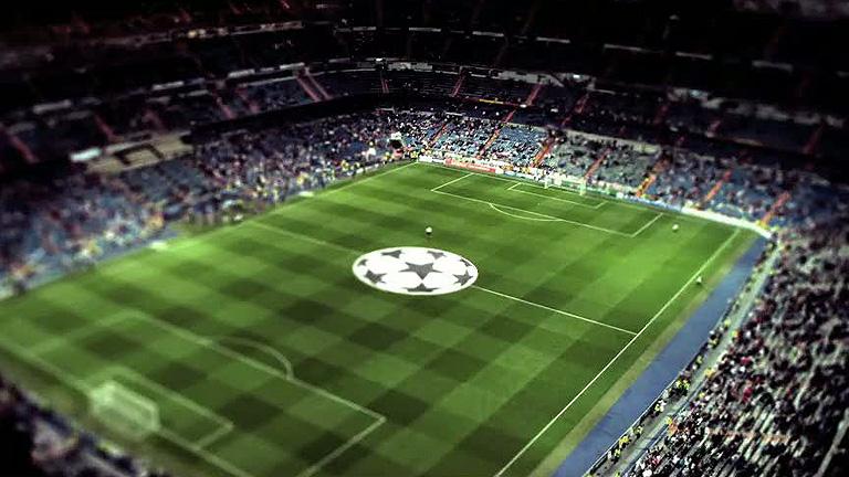 Una Noche De Champions En El Bernabéu Como Nunca La Has Visto Rtve Es