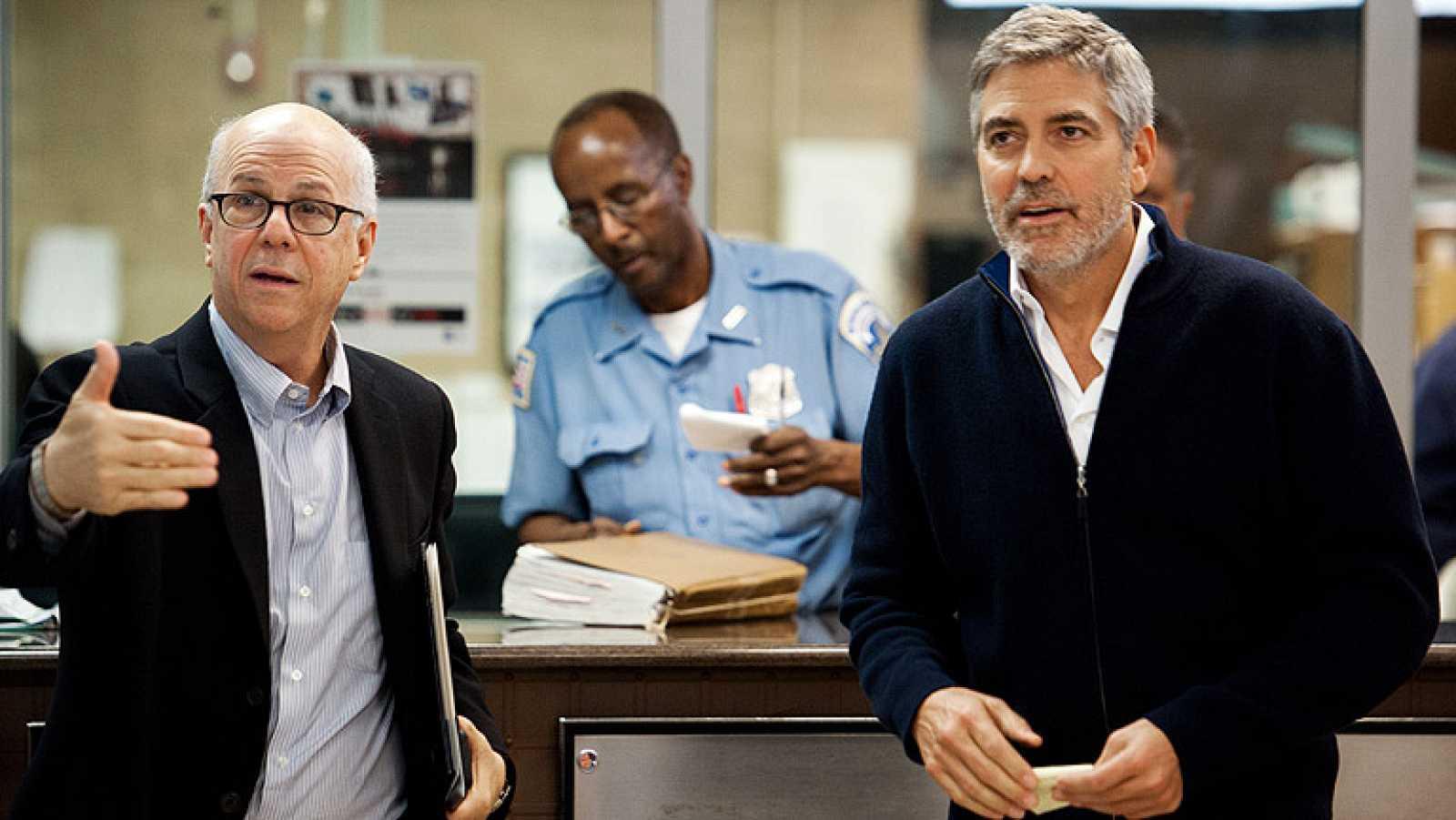 Detenido el actor George Clooney, que protestaba frente a la embajada de Sudán en Washington